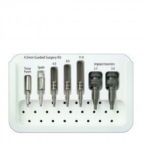 4.5mm Guided Surgical Kit 260 101 845